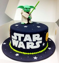 7 Tartas de cumpleaños Star Wars - DecoPeques
