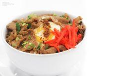 Gyudon Gyudon, Recipe Details, Japchae, Beef, Japanese, Ethnic Recipes, Food, Meat, Japanese Language