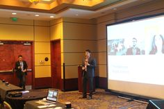 Silverback Social Chief Marketing Officer John Zanzarella introduces the Baltimore Digital Summit | September 30, 2014