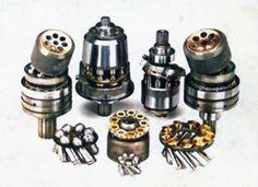 Welding Works, Hydraulic Pump, Industrial, Pumps, Motor, Automobile, It Works, Engineering, Old Things