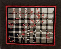 Harmonic Convergence by Valerie Yeaton. Pattern by Ricky Tims. Posted at See How We Sew