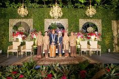 Romantic, Traditional and Modern Wedding ala Tasya and Andy - 3865
