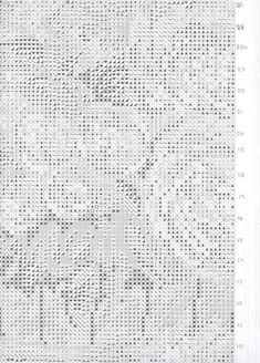 Gallery.ru / Фото #1 - цветы 6 - koreianka Cross Stitch Patterns, Diagram, Counted Cross Stitch Patterns, Punch Needle Patterns