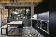 Nos encanta esta cocina de Dröm Living