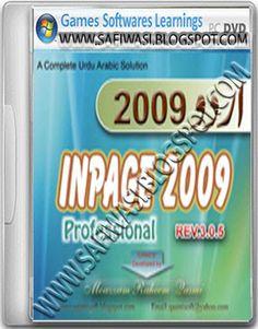 Safi & Wasi: Urdu Inpage 2009 Free Download