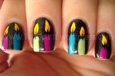 Doing these for my next birthday!! Nail, nail, nail