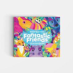 Children's Books — Shanti Sparrow Web Design, Graphic Design, Branding, Children's Book Illustration, Art Direction, Childrens Books, Typography, Creatures, Colours