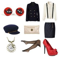 Doctor Who Inspired Outfits - Capt. Jack Harkness