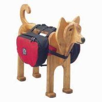 Ruff Rider Dog Packs - Ruff Rider Red/Blk MD ** CHECK OUT ADDITIONAL DETAILS @: http://www.best-outdoorgear.com/ruff-rider-dog-packs-ruff-rider-redblk-md/