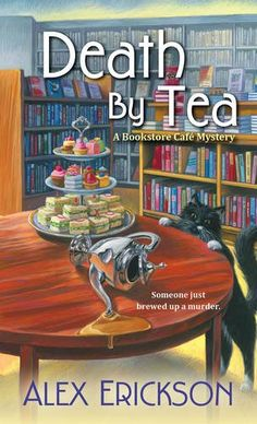 Death by Tea (A Bookstore Café Mystery) by Alex Erickson http://www.amazon.com/dp/1617737534/ref=cm_sw_r_pi_dp_ckozwb071B9VG