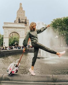 Trendy Travel Outfit New York Ideas New York City Pictures, New York Photos, Photographie New York, Instagram New York, Best Instagram Photos, Nyc Pics, New York Summer, New York Outfits, Brooklyn Bridge Park