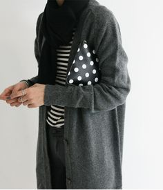MINIMAL + CLASSIC: polka dot, stripes, grey, black