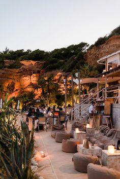 Ibiza wedding venue set in the coast with amazing views. Ibiza Travel, Spain Travel, Ibiza Trip, The Places Youll Go, Places To Visit, Places To Travel, Travel Destinations, Ibiza Formentera, Eivissa Ibiza