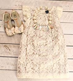 I can't get over how cute this is! Would love to have this darling outfit, if we have a girl. :0)
