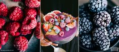 Focus on the Banner: Sun, Sea and Smoothie Bowls