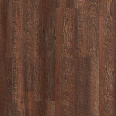 NuCore Ashen Oak Hand Scraped Plank with Cork Back - 6.5mm - 100109784 | Floor and Decor