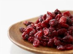 5 Ways to Enjoy Cranberries