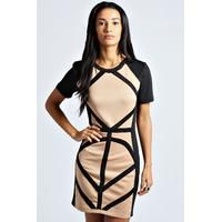 Budgetdeals .org.uk have on offer in our International Boohoo clothing shop the boohoo Jessica Contrast Panell Bodycon Dress  stone at our price of £ 15.00.  Contrast panel bodycon dress Keep an eye on contrast panel party dresses for a killer, contoured figure. Wear it with pin-perfecting pointed court heels , update with an art deco clutch and chandelier earrings . Figure flattering contrast panels Round neckline Exposed zip fastening to reverse Figure hugging bodycon fit.  BUY NOW GBP ...