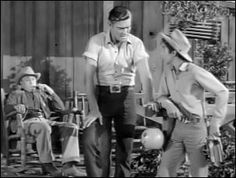 """The Rifleman """"You took an active part?"""" """"Yes sir, I guess I did."""" """"Would you stop guessing and answer me yes or no like a man."""" """"Yes sir, I was there"""" The Rifleman, Guys Be Like, Lol, Poses, Westerns, Gifs, Figure Poses, Presents, Fun"""