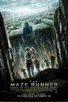 New The Maze Runner poster!!