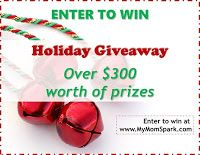 Last Minute Holiday #Giveaway 2015 (8 winners & Over $300 in Prizes) | My Mom Spark Reviews