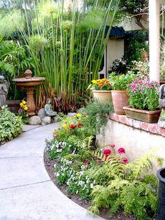 Lovely  Gartengestaltung Vorschl ge Einfach aber erfolgreich den Garten gestalten