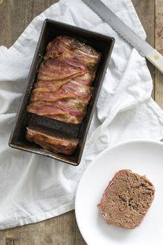 A Food, Good Food, Food And Drink, Meatloaf, Banana Bread, Pork, Dinner, Desserts, Recipes