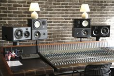 Attica Audio Recording - Control Room Gallery | Miloco