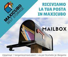 Il nostro servizio di Mailbox si integra perfettamente con l'attività di Self Storage, in quanto già riceviamo spedizioni, plichi e bancali per i nostri clienti. Tramite il servizio Mailbox di Maxicubo, puoi ricevere la tua posta e le tue spedizioni senza l'assillo di dovere essere a casa per forza nel giorno e nell'ora programmata della ricezione. Penseremo noi a ritirare la tua corrispondenza ed a metterla nel tuo box in tutta sicurezza, così potrai venire a ritirarla in qualsiasi momento.