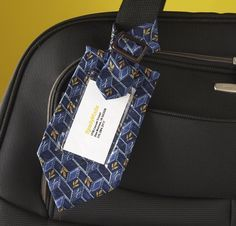 luggage tag from Frugal Naturally blog