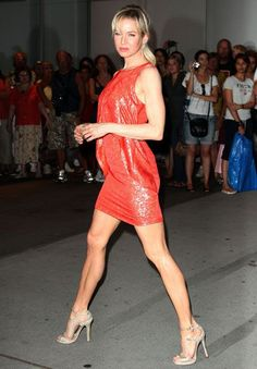 Renee Zellweger Hot Toned Legs