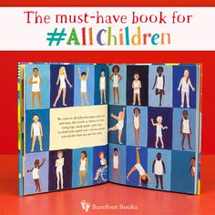 The Barefoot Book of Children | Diverse and Inclusive Children's Books | Diversity Activities