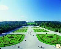 Schoenbrunn Palace Gardens....