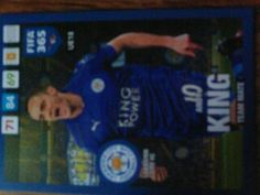 Andy King card