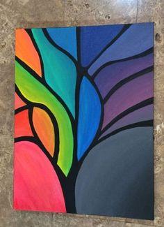 Ideas for painting abstract acrylic diy canvas ideas – Seidenmalen – – – Malerei Simple Canvas Paintings, Small Canvas Art, Easy Canvas Painting, Diy Canvas Art, Diy Painting, Canvas Ideas, Canvas Painting Designs, Art Paintings, Watercolor Painting