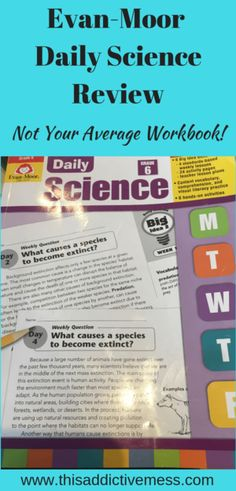 81 best writing ideas activities and lessons images on pinterest in depth review of daily science grade 6 by evan moor educational publishers for fandeluxe Gallery