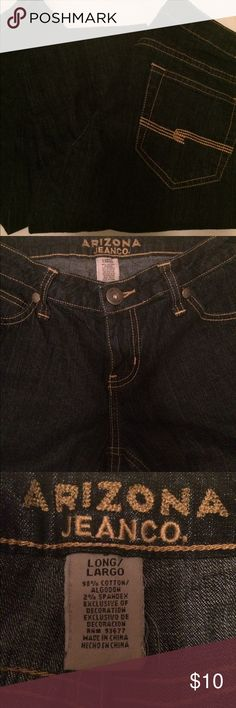 Arizona Jeans Please See Photos Boot Cut