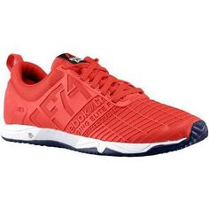 Reebok Crossfit Sprint Training Shoes in Bright Cadmium as seen on Kate Upton