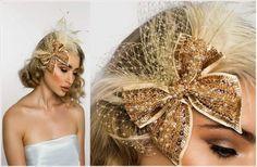 Wedding Accessories: 2014 Bridal Headpiece Collection by Arturo Rios - Munaluchi Bridal Magazine