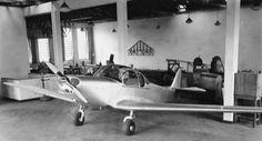 Projeto IPT-7, chamado Júnior. 1945
