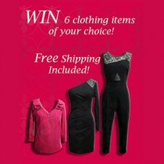 win 6 LIHERR clothing items with free shipping included ^_^ http://www.pintalabios.info/en/fashion-giveaways/view/en/3032 #International #Fashion #bbloggers #Giweaway
