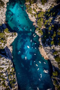 The Massif des Calanques is a wild and rugged terrain stretching from the ninth arrondissement of Marseille to the east towards Cassis. The area has been protected by a national park since 2012. ______________________________________________________ #France #Marseille #Ocean #Travel #Destination #Sea #Ambiance #Aesthetic #Art #Artwork #Decor #Fineart #Frame #Print #Photography #Inspiration #NationalPark