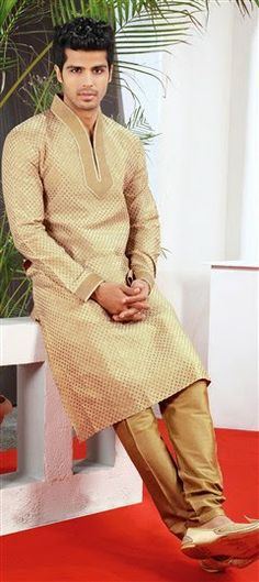 We are known as one of the prominent Mens Kurta Pajama Manufacturers and Suppliers, based in India. The Mens Kurta Pajama, which we offer, is designed is tune with the latest trends prevailing in the markets. Our Mens Kurta Pajama is made from the finest fabrics and is embellished with different works like embroidery, sequin, thread, zari, etc.