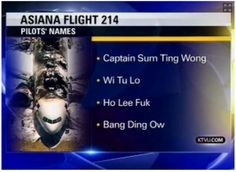 The racist name game aimed at Asians