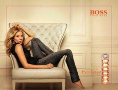 My all time favorite scent. Hugo Boss Orange - Sienna Miller