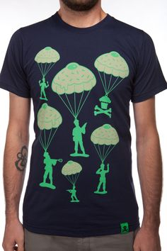 Army Men by Johnny Cupcakes