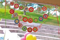 As the Forest[e] Grows: Gianna's 2nd birthday!
