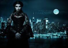 ' World Of Darkness '   by Sam Briggs