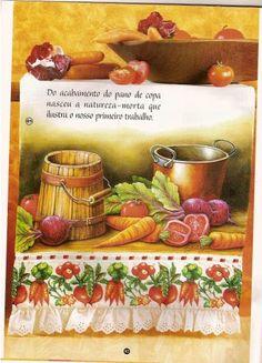 CRIANDO ARTE -PINTURA EM TECIDO -ESPECIAL COUNTRY - Rosana Mello - Álbuns da web do Picasa