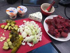 Voita ja Suolaa: Moskovan Pata Cobb Salad, Food And Drink, Cheese, Cooking Ideas, Facebook